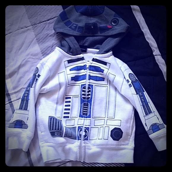Star Wars Other - Star Wars R2D2 18-24 Mos Hoodie